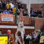 Claire DeBoer '13 totaled 21 points