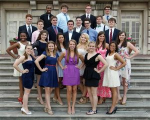 """Photo courtesy of: gpsouthchoir.org. South's 2011-2012 senior choir members will be preforming """"Broadway"""" June 1, 2 and 3 as a farewell to South."""