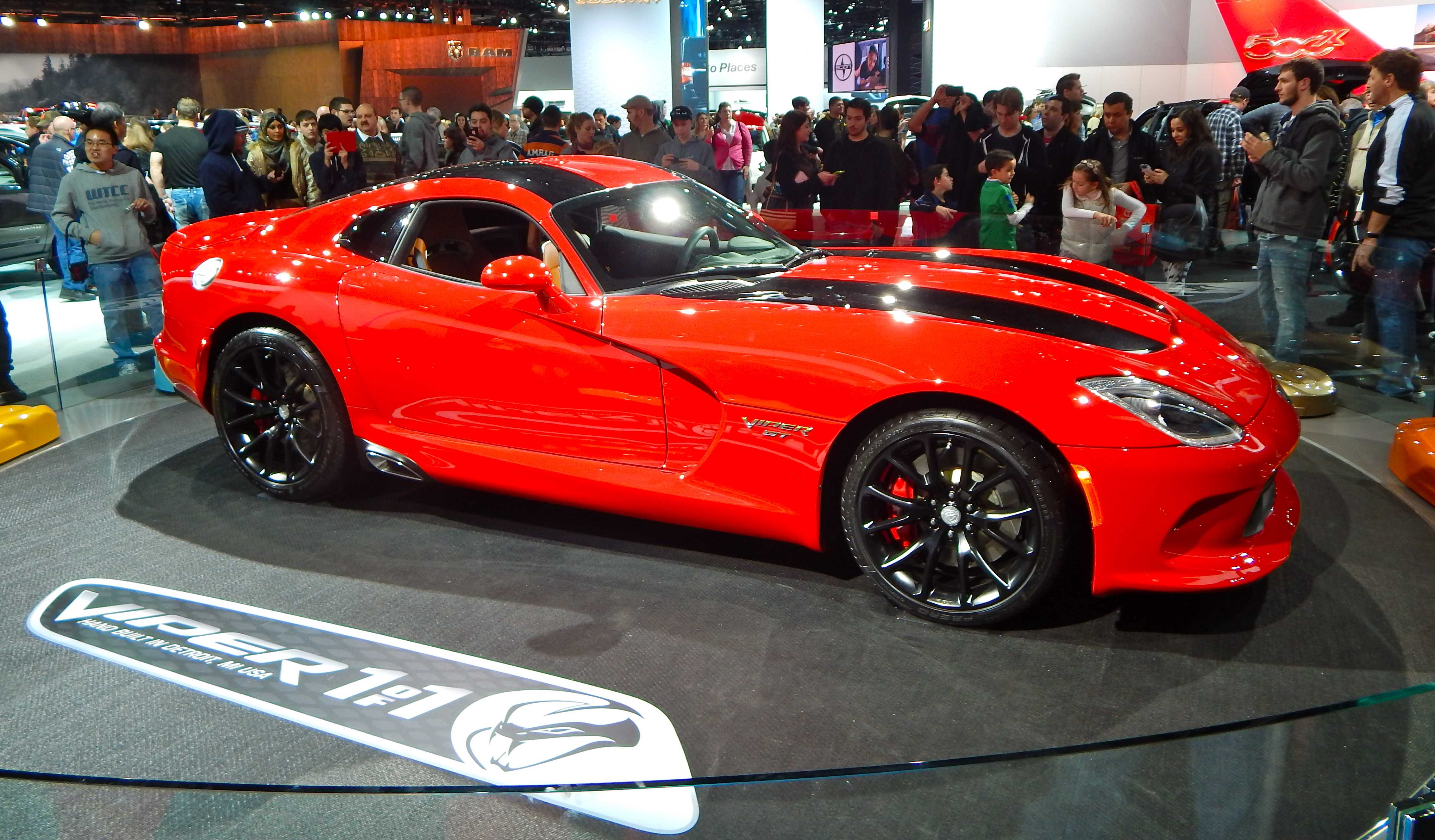 Top 15 & Recap: North American International Auto Show – The Tower ...